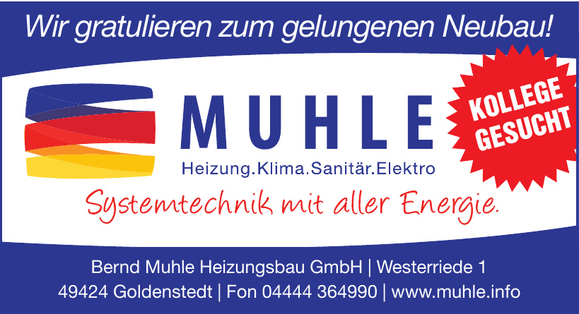 Bernd Muhle Heizungsbau GmbH