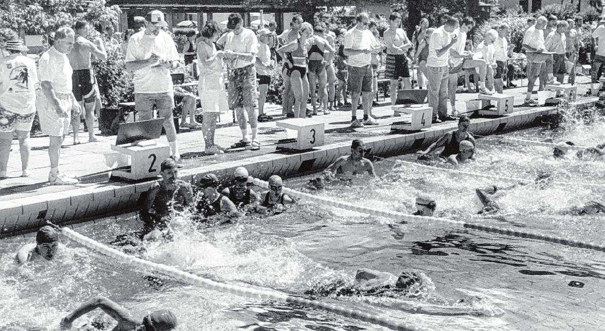 25 Jahre Triathlon-Festival in Ladenburg...