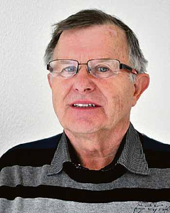 Roland Prokop, Kreishandwerksmeister, Kreishandwerkerschaft Anhalt-Bitterfeld Foto: Gerhard Block