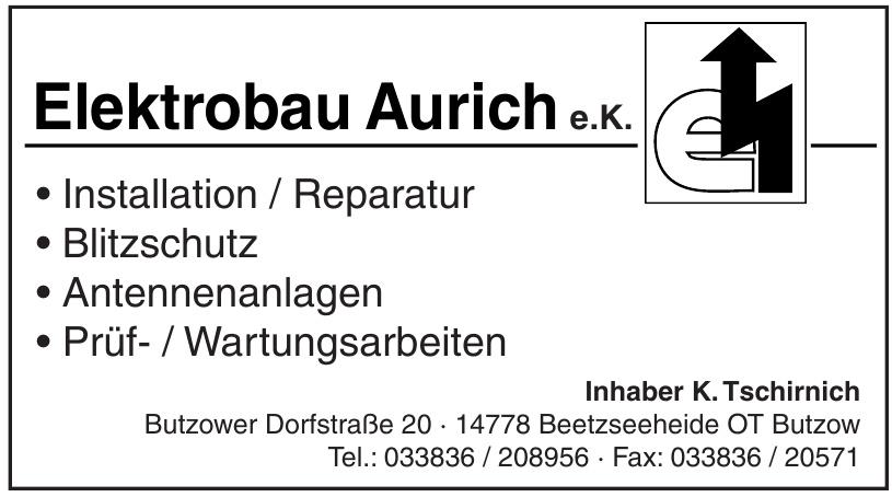 Elektrobau Aurich e. K.
