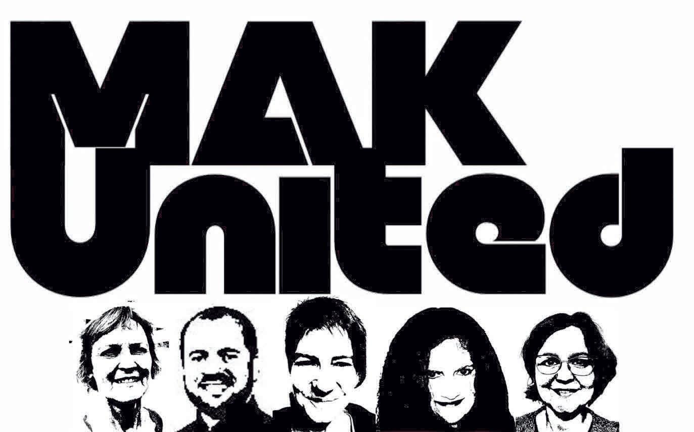 Die SAP SE hat eine eigene Betriebsband, MAKUnited, die am Tag der Wirtschaft zu hören sind.
