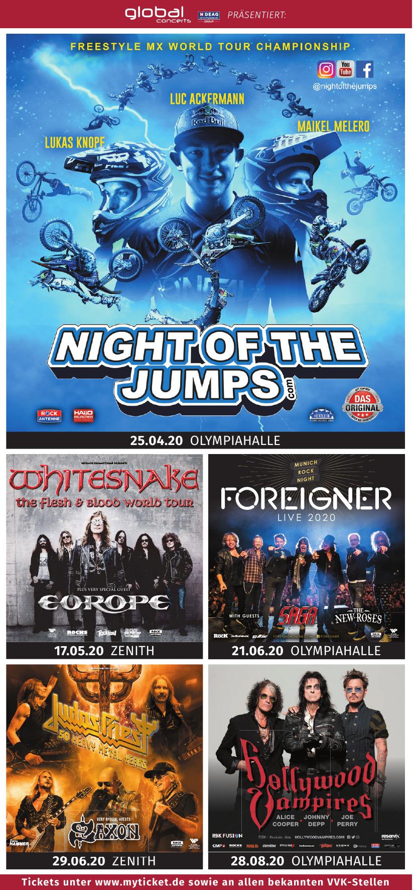 Global Concerts