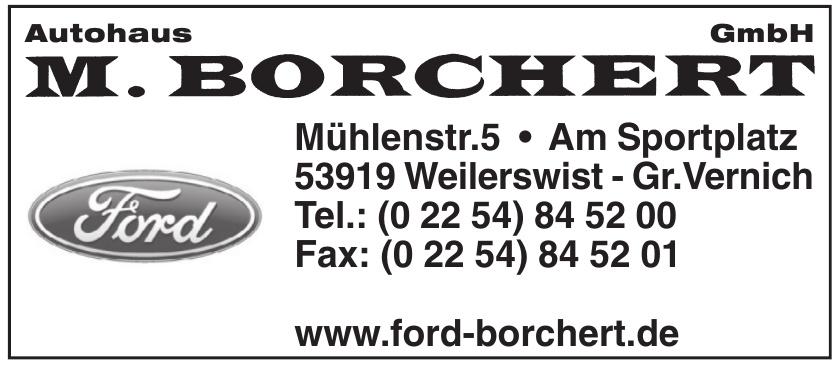 Autohaus M. Borchert GmbH