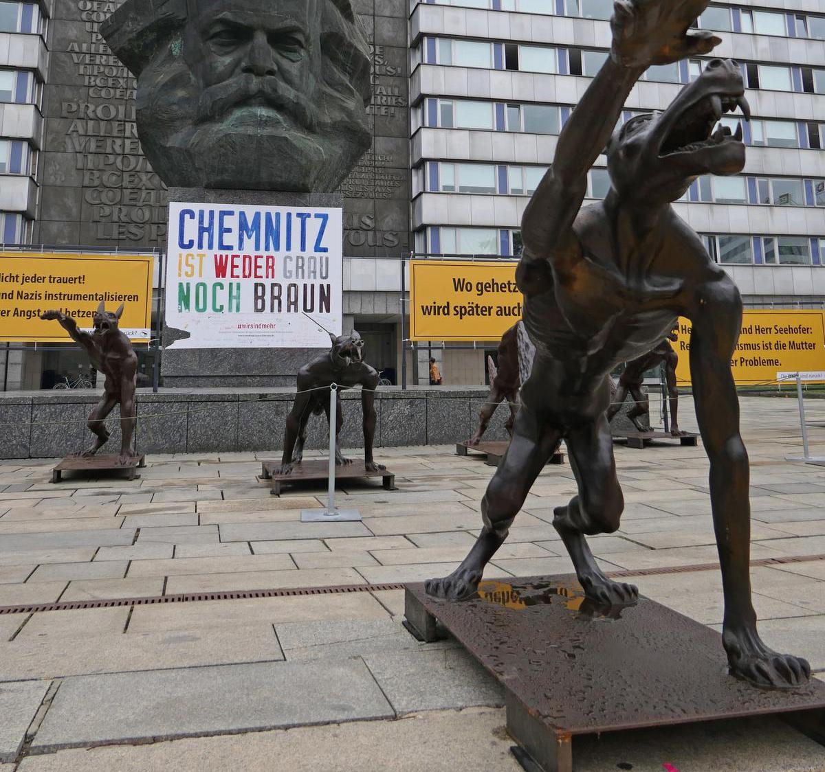 """""""Wir sind Chemnitz"""" Image 1"""