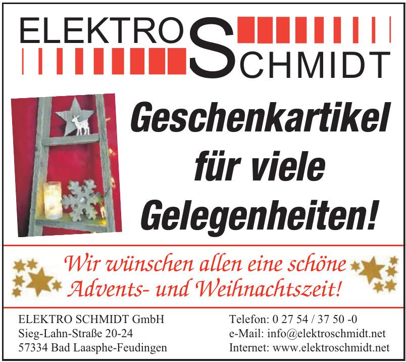 Elektro Schmidt GmbH