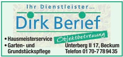 Dirk Berief