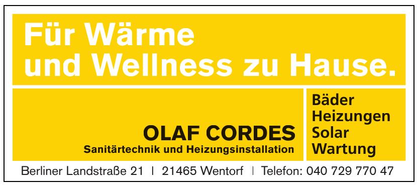 Olaf Cordes
