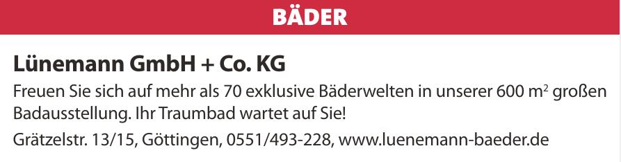 Lünemann GmbH + Co. KG