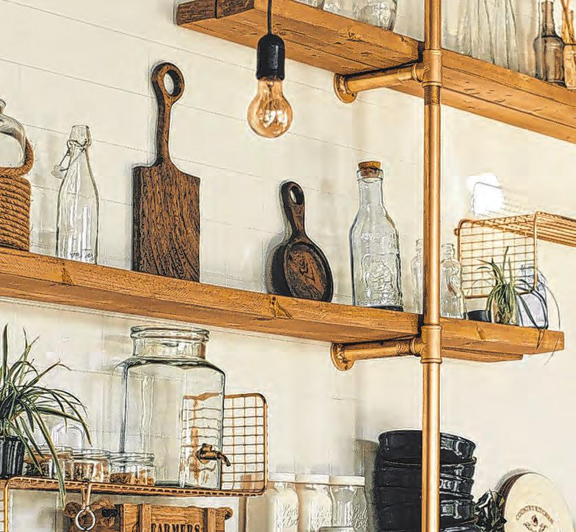Im Wohnbereich liegen natürliche Materialen voll im Trend. Foto: Pexels