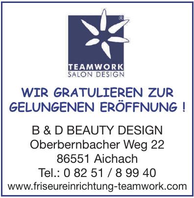 B & D Beauty Design