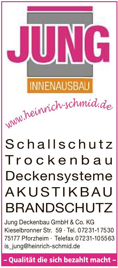 Jung Deckenbau GmbH & Co. KG