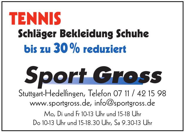 Sport Gross