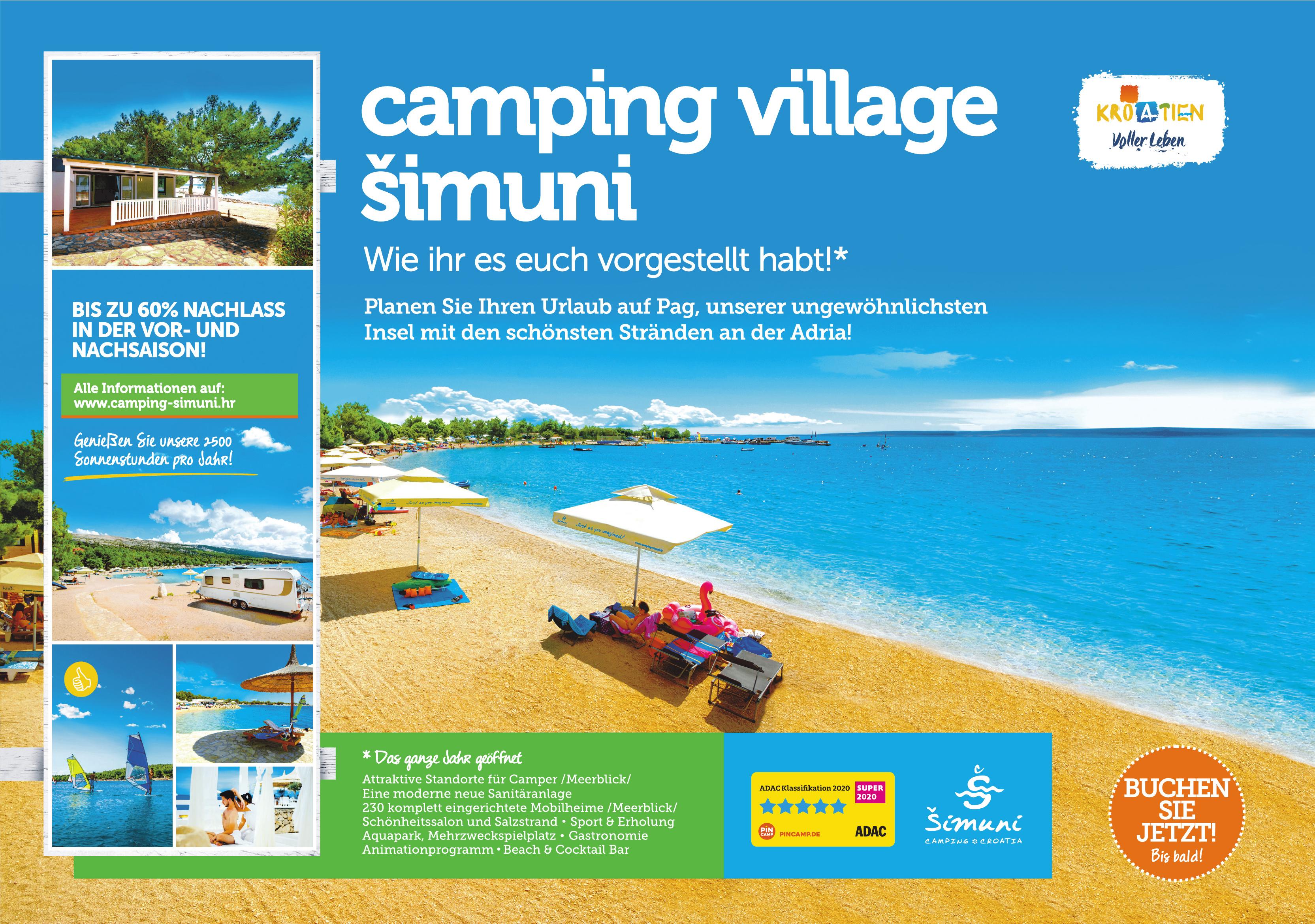 Camping Village Šimuni