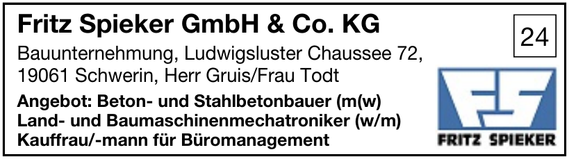 Fritz Spieker GmbH & Co. KG
