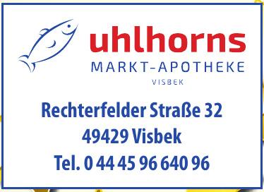 Uhlhorns Markt-Apotheke Visbek