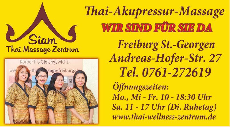 Thai-Akupressur-Massage