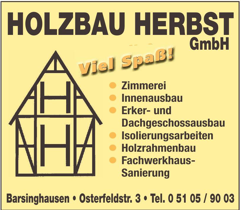 Holzbau Herbst GmbH
