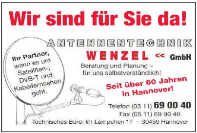 Antennentechnik Wenzel GmbH