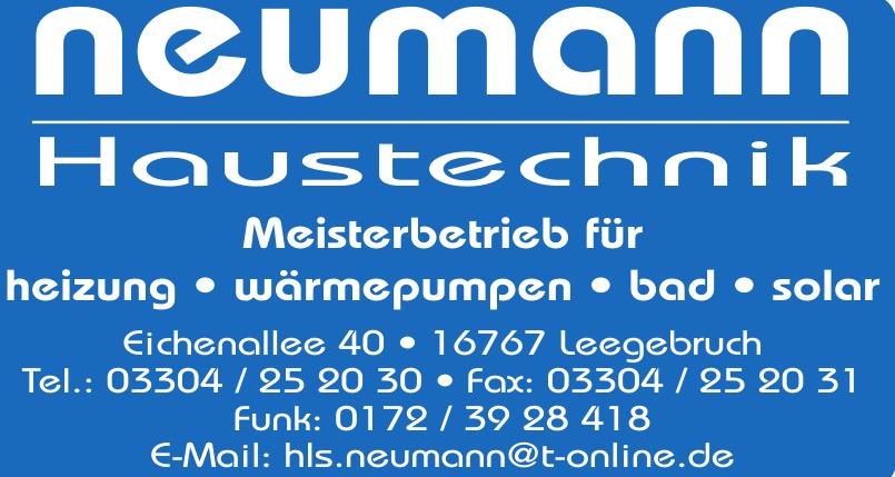 Neumann Haustechnik