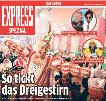 Express Spezial Karneval