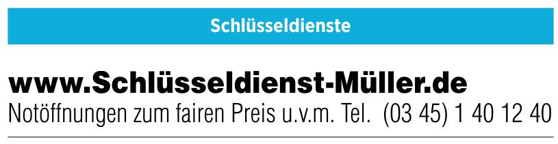Schlüsseldienst Müller