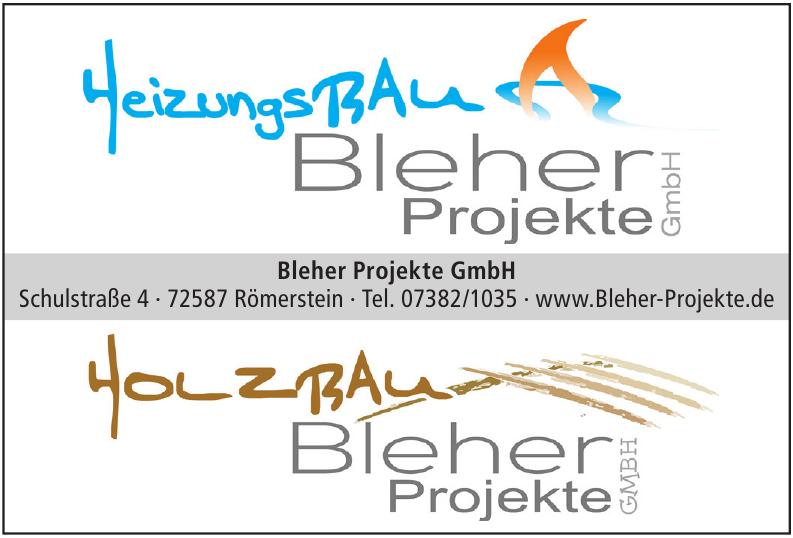 Bleher Projekte GmbH