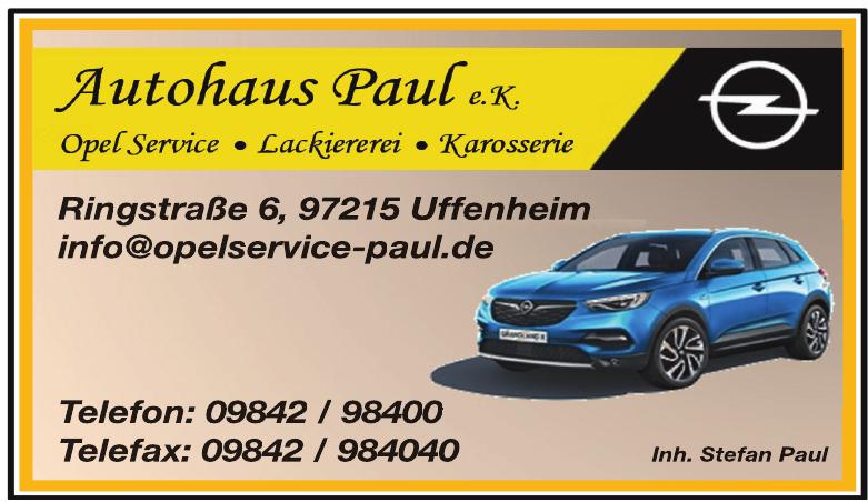 Autohaus Paul e.K.