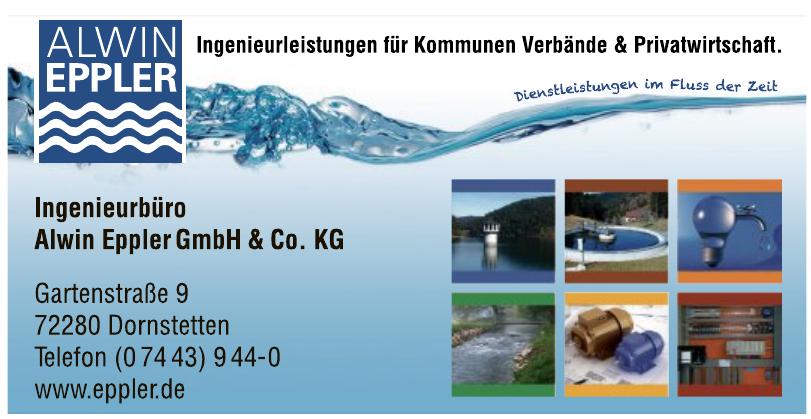 Ingenieurbüro Alwin Eppler GmbH & Co. KG