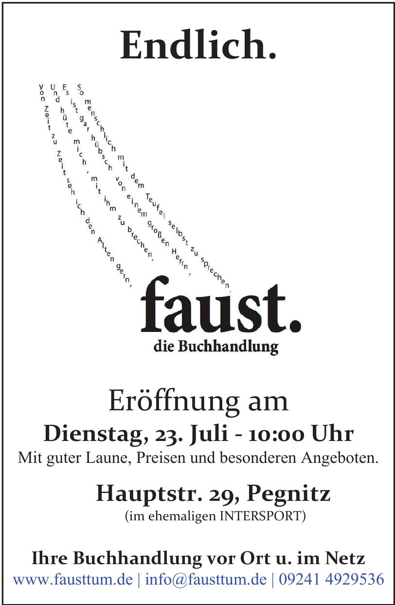 Faust Buchhandlung