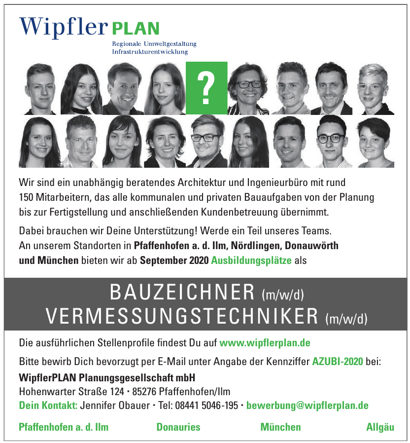 WipflerPLAN Planungsgesellschaft mbH