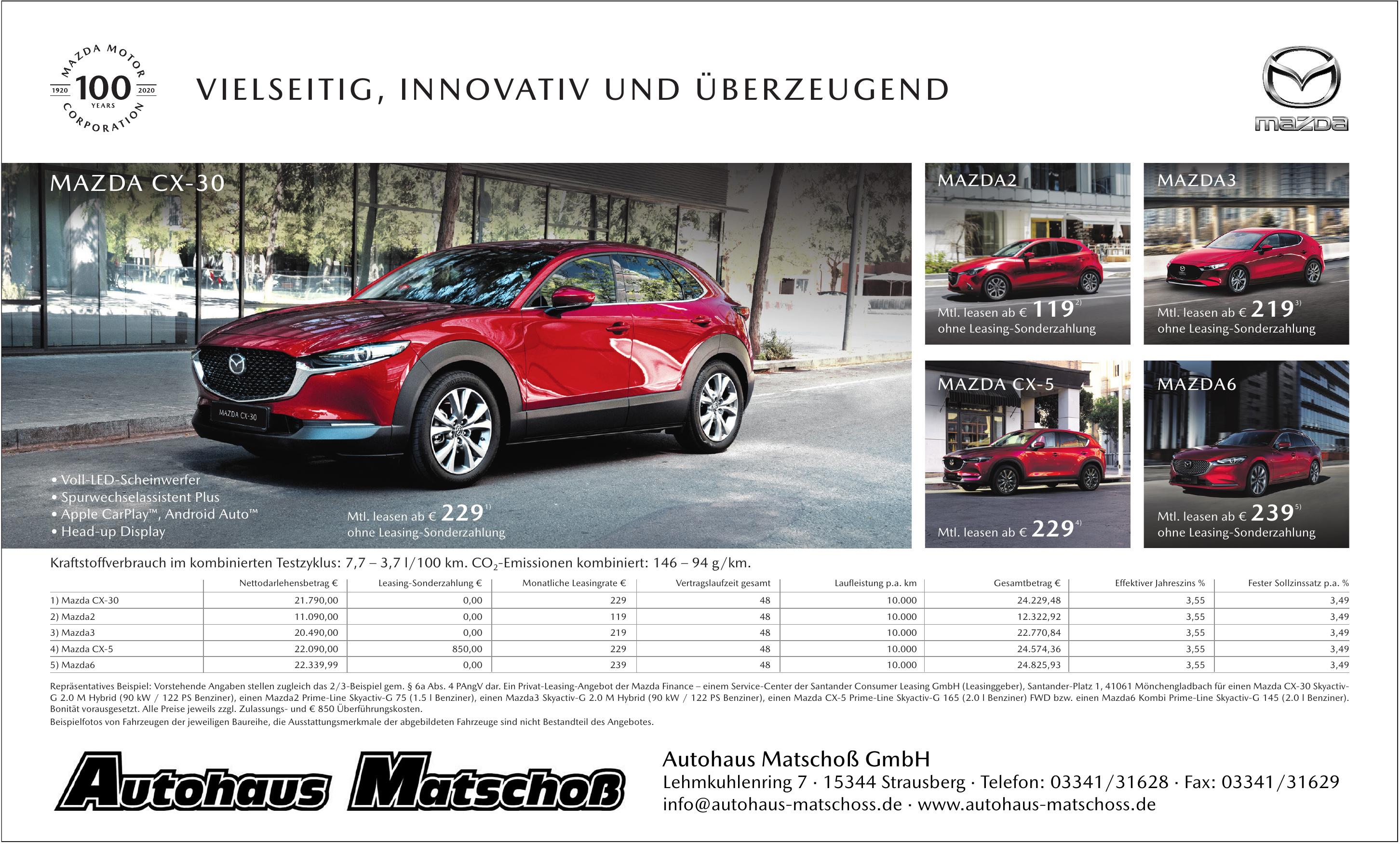 Autohaus Matschoß GmbH