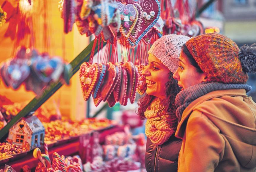 Der Klassiker Lebkuchen darf nicht fehlen. Foto:Dangubic/stock.adobe.com
