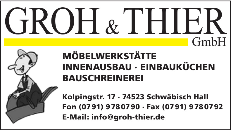 Groh & Thier GmbH