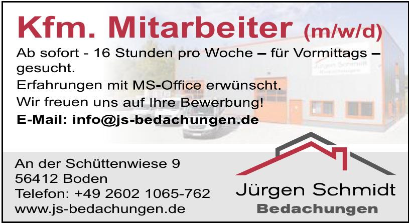Jürgen Schmidt Bedachungen GmbH & Co.KG