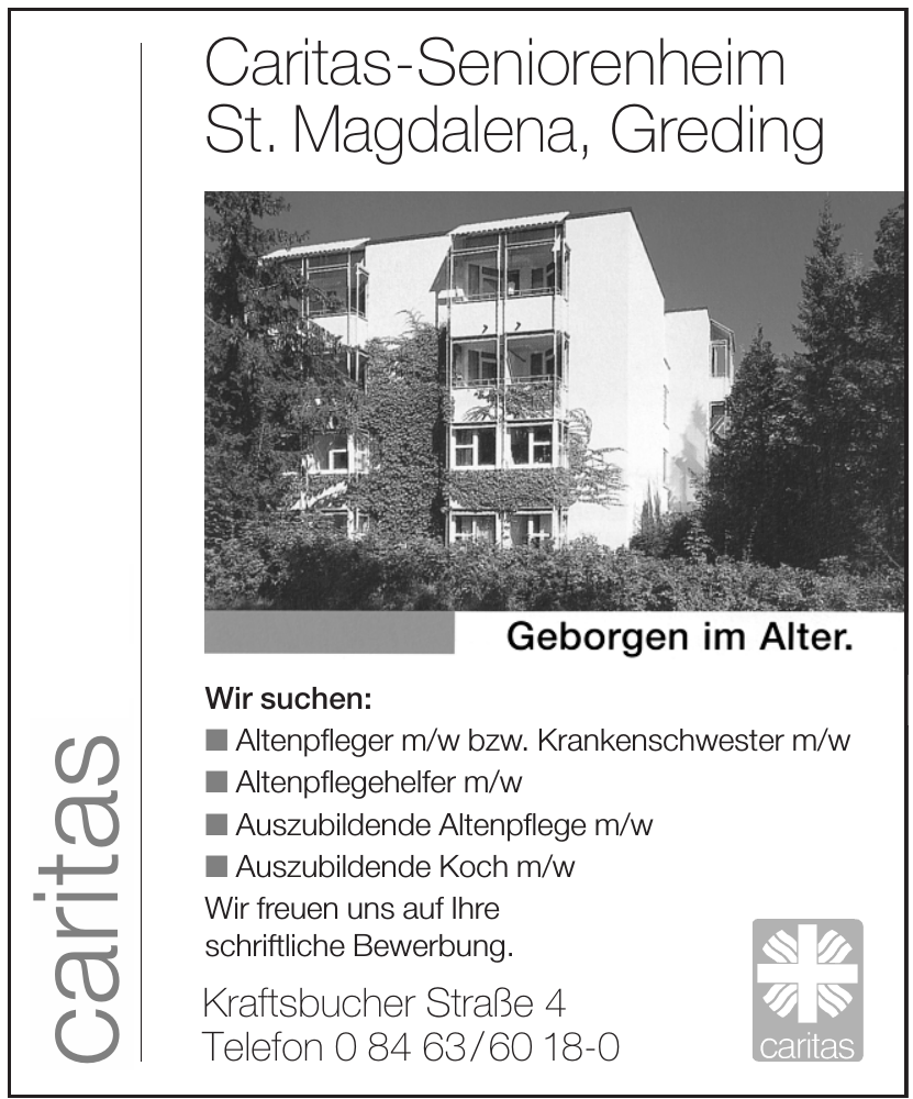 Caritas-Seniorenheim St. Magdalena