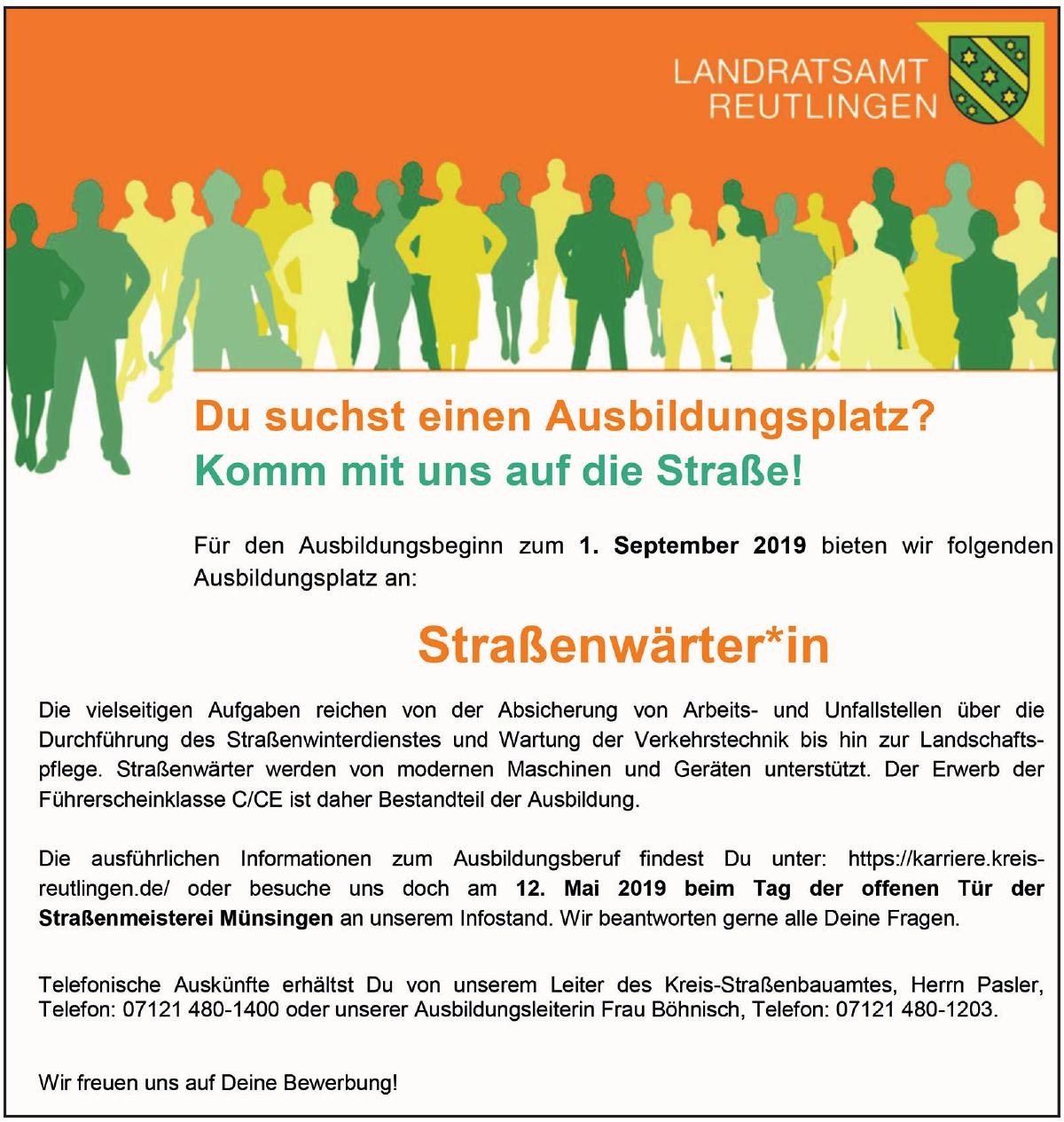 Landratsamt Reutlingen