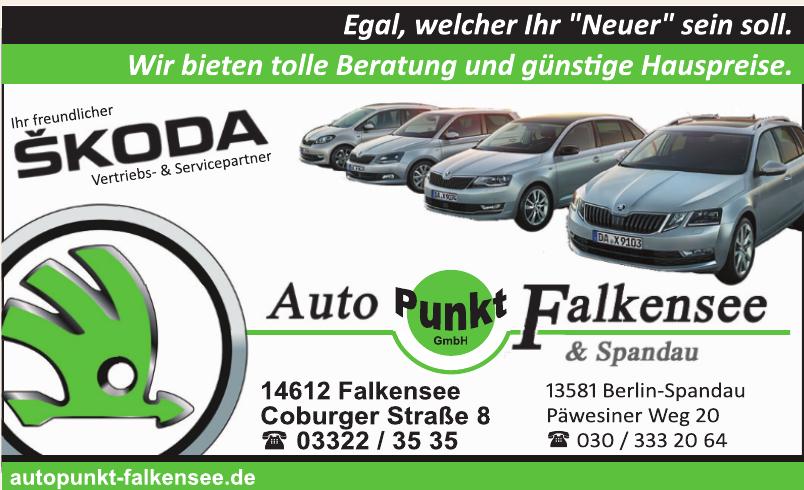 Auto Punkt Falkensee & Spandau GmbH