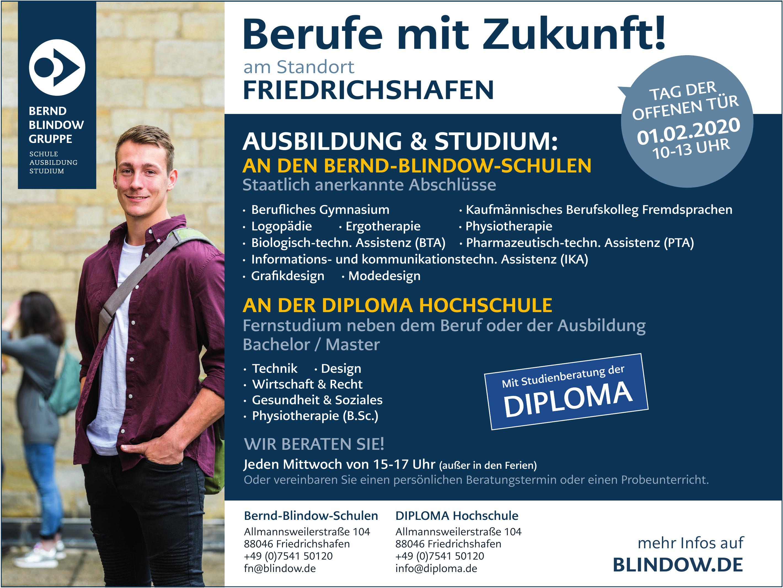 Bernd Blidow Schulen