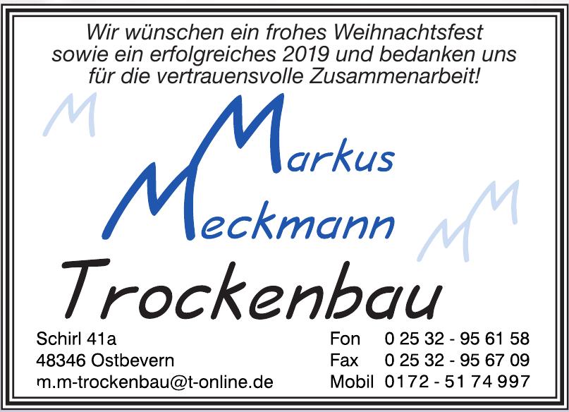 Markus Meckmann Trockenbau