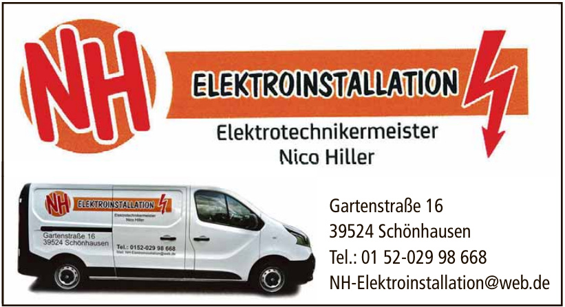 Nico Hiller Elektroinstallation