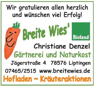 Christiane Denzel