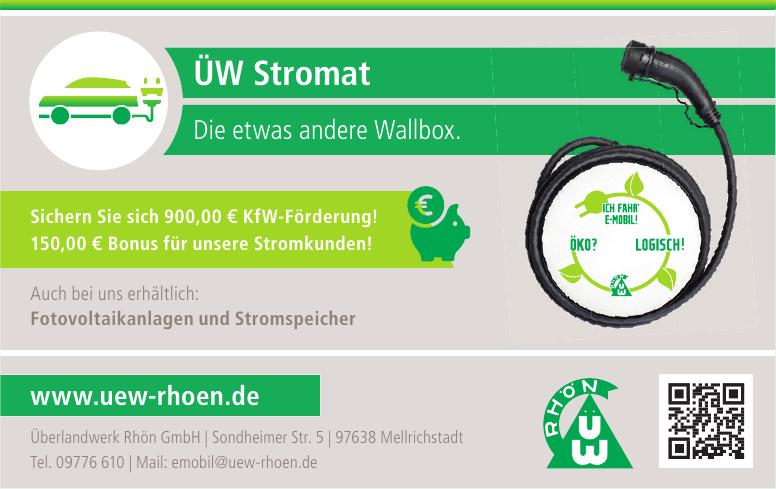 Überlandwerk Rhön GmbH