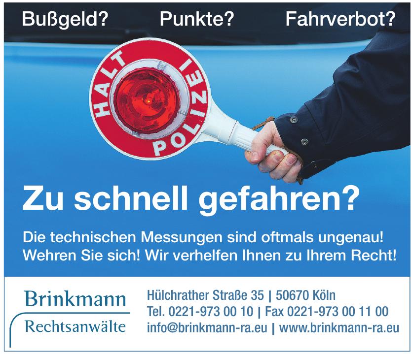 Brinkmann Rechtsanwälte