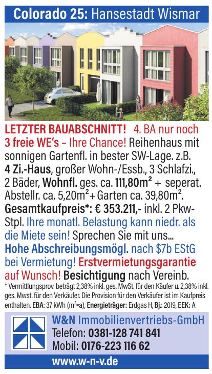 W&N Immobilienvertriebs-GmbH