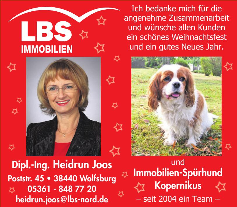 LBS Immobilien Dipl.-Ing. Heidrun Joos