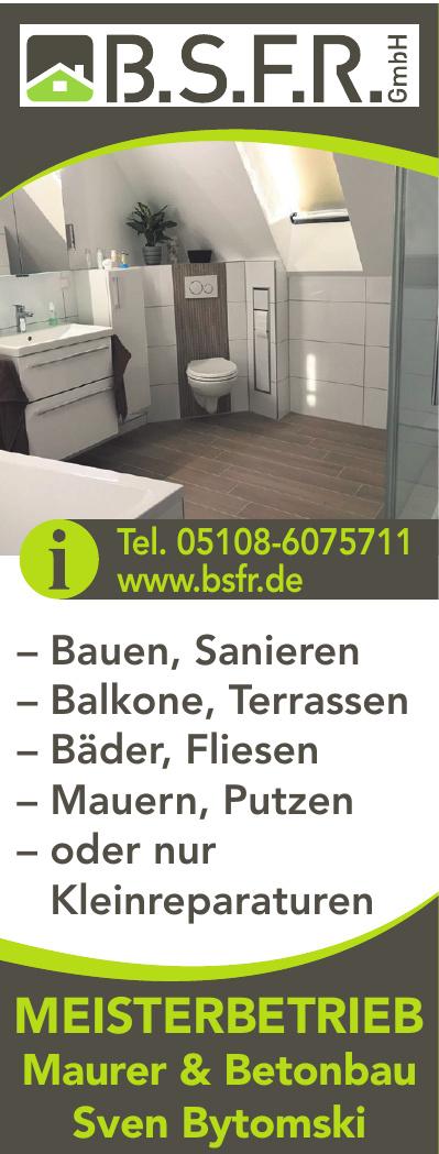 B.S.F.R GmbH