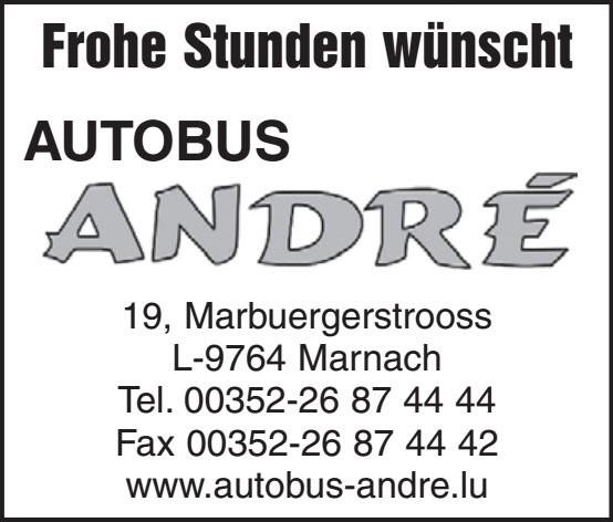 Autobus André