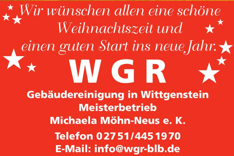 Gebäudereinigung in Wittgenstein Meisterbetrieb Michaela Möhn-Neus e. K.