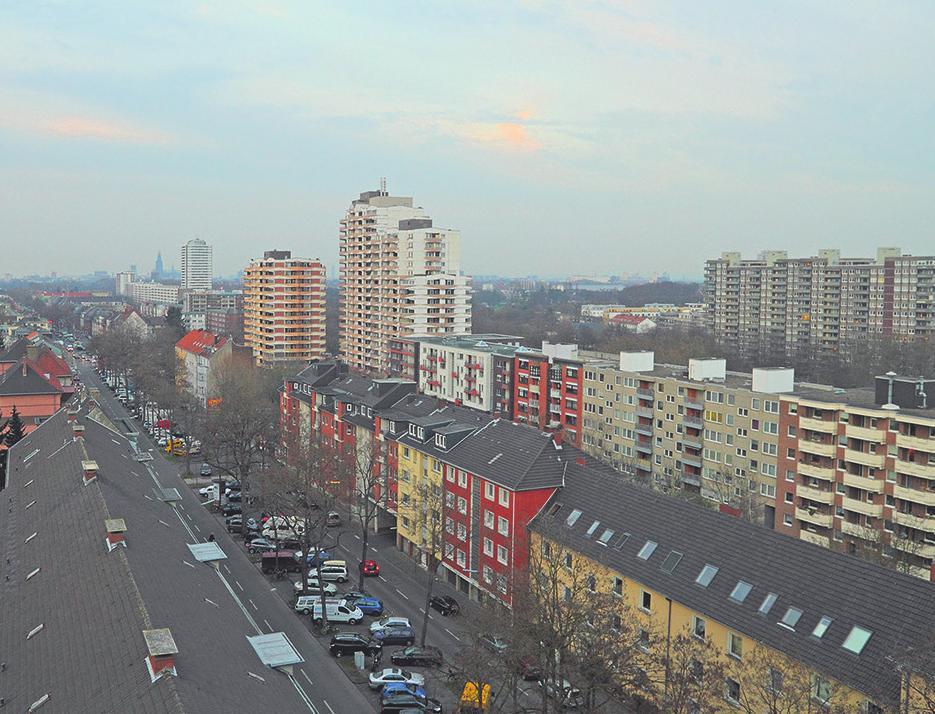 Die Verantwortlichen wollen das Stadtbild zukünftig weiter verschönern Bild: A.Savin, WikiCommons