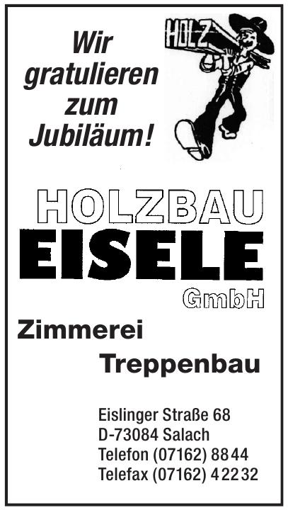 Holzbau Eisele GmbH